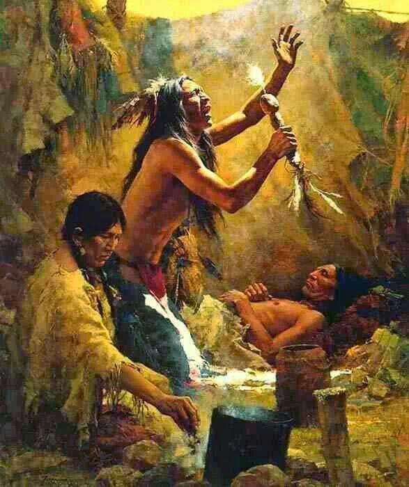 Conoce las plantas medicinales usadas por los pueblos indígenas
